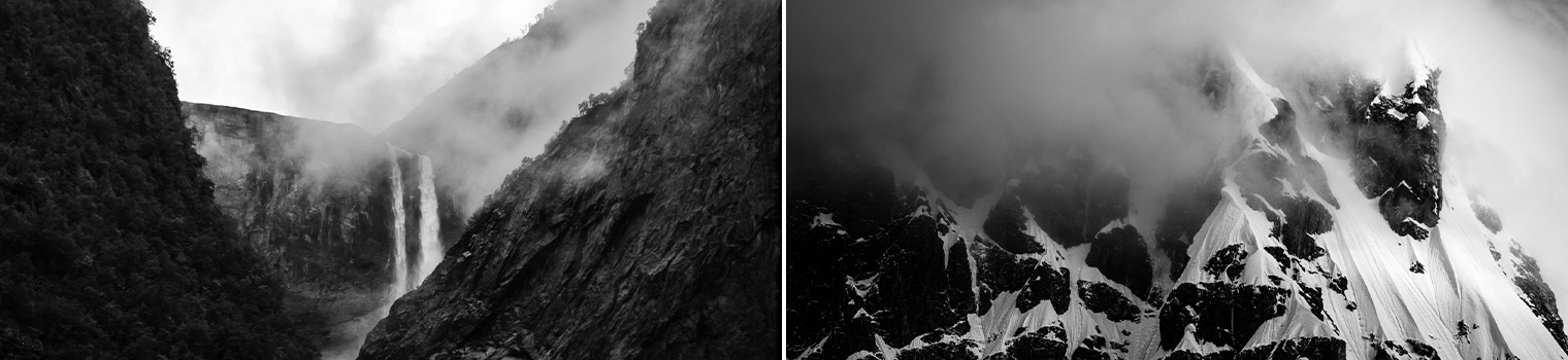 How to Capture Dramatic Black & White Landscape Photos