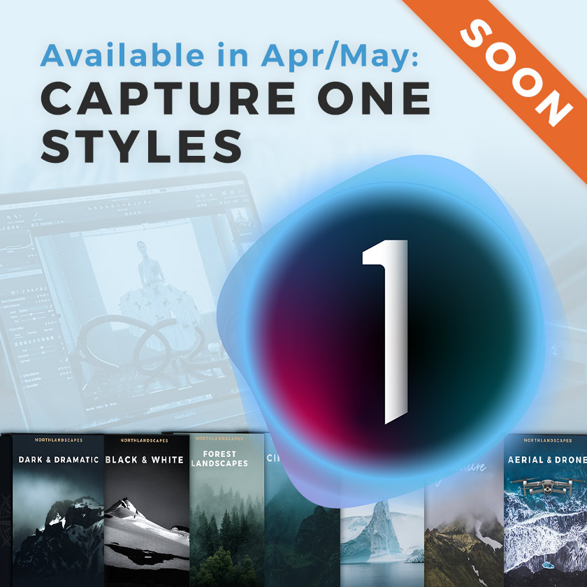 Styles for Capture One by Northlandscapes
