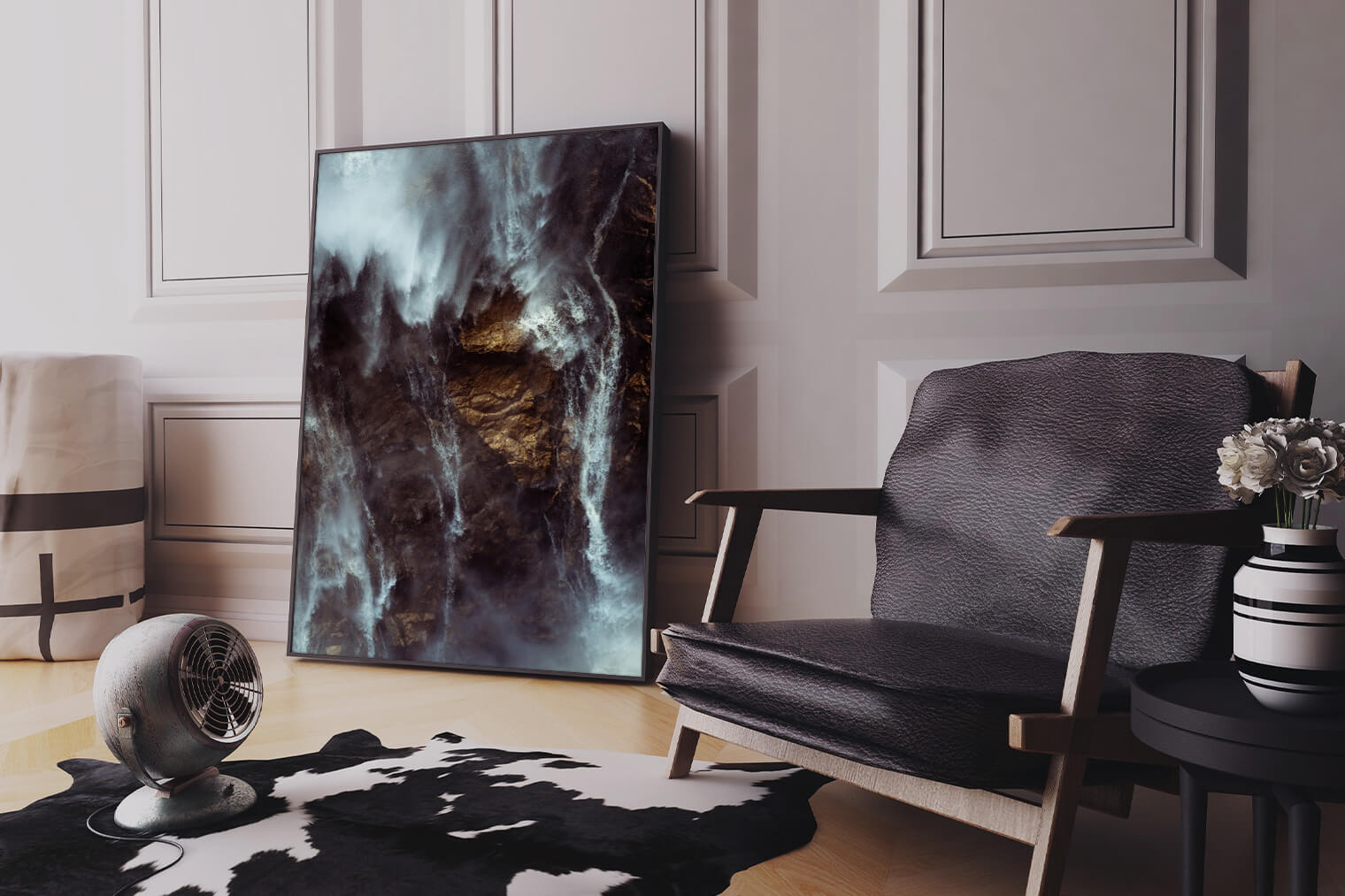 Abstract Photography for Interior Design