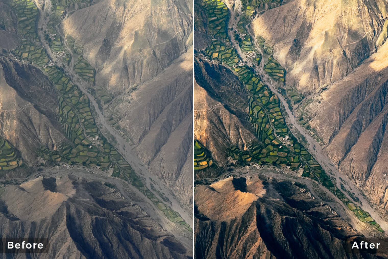 Aerial and Drone Photography: 60 Lightroom Presets