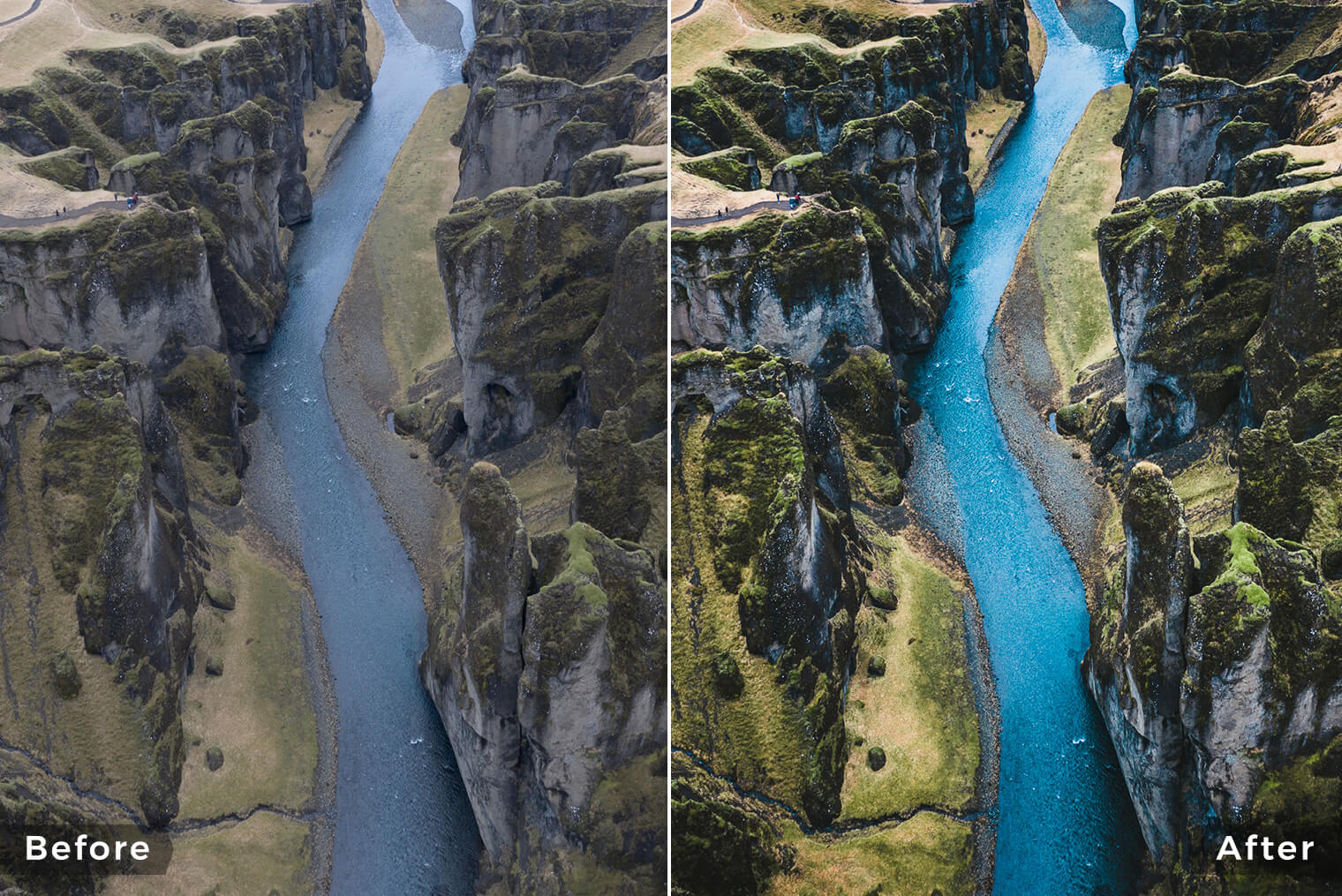 Aerial and Drone Photography Lightroom Presets