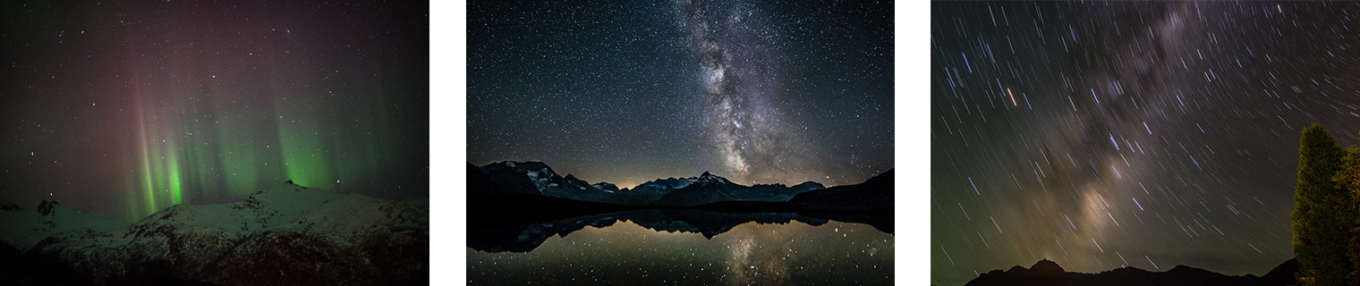 FREE Night Sky Lightroom Presets (Milky Way, Star Trails and Northern Lights)
