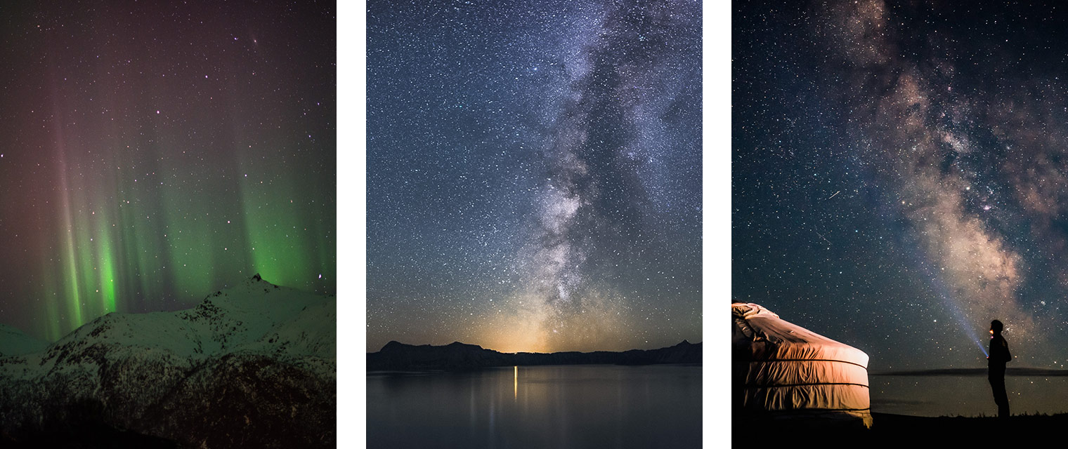 Lightroom Presets for Astro and Long Exposure Photography