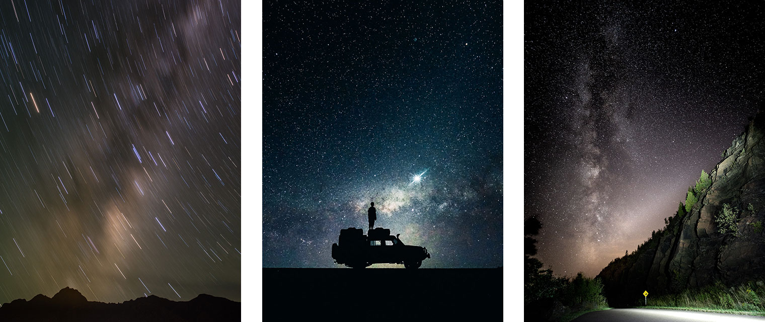FREE Lightroom Presets for Astrophotography (Desktop & Mobile DNG Presets)