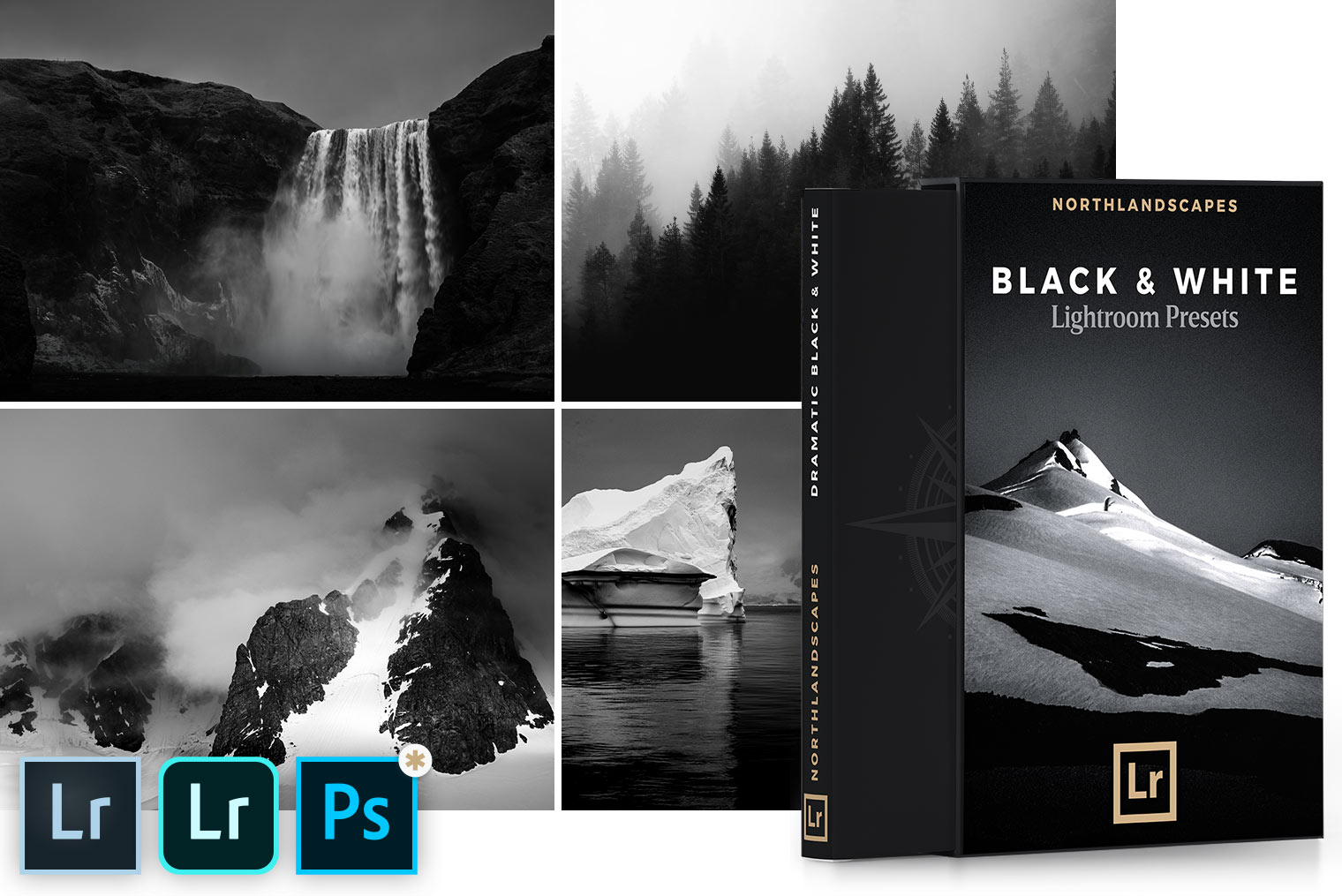 Lightroom Presets for Black & White Photography