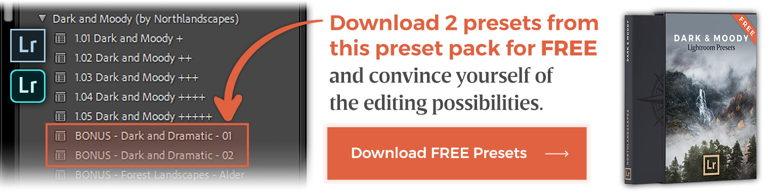 Download 2 Presets for FREE