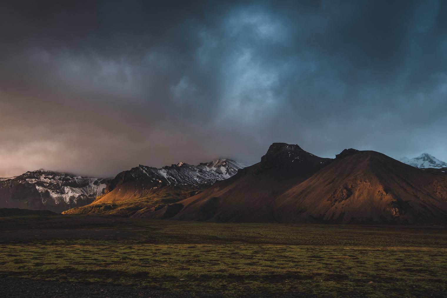 FREE Lightroom Presets — Dark & Moody Landscapes