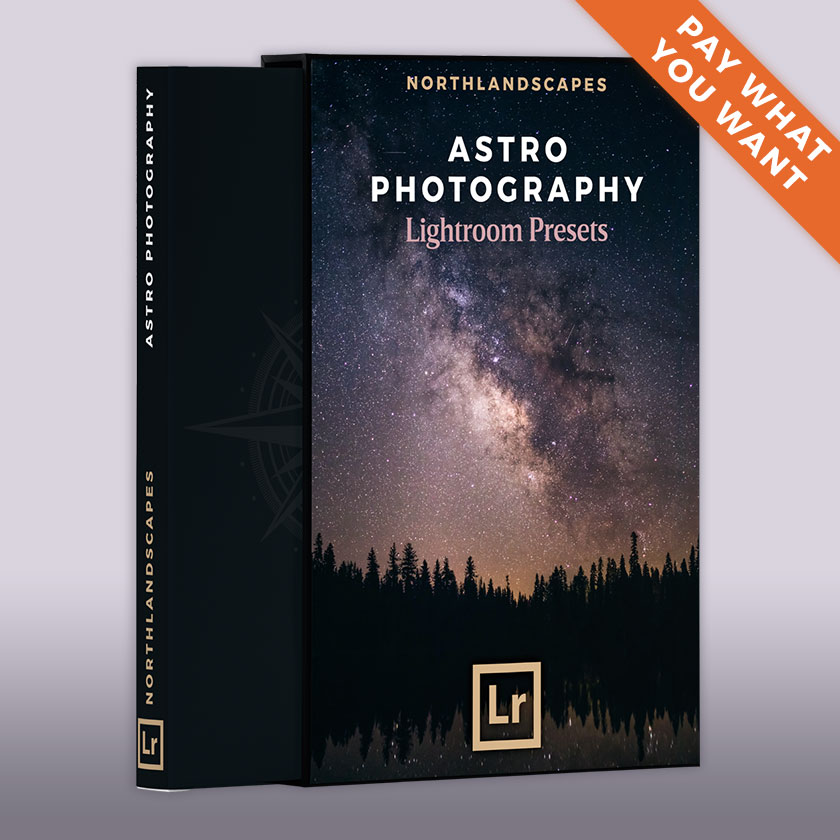 FREE Lightroom Presets for Astro Photography