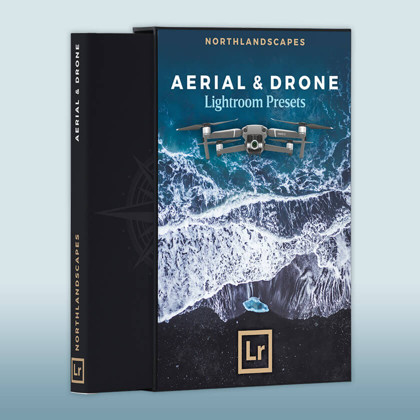 Lightroom Presets for Aerial & Drone Photography