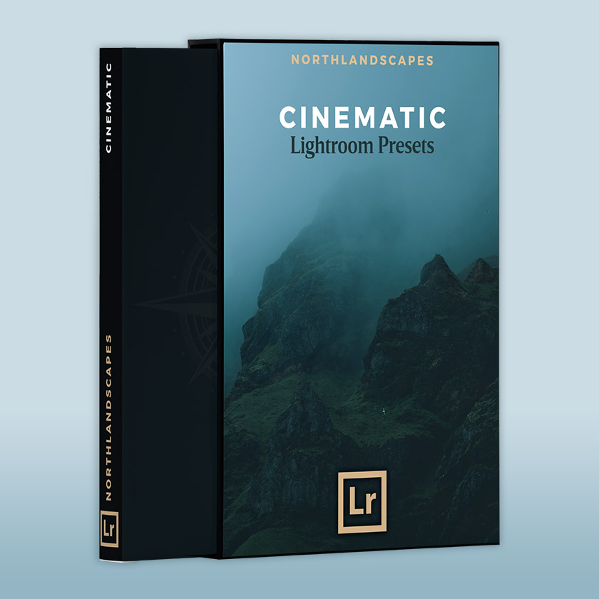 Cinematic Lightroom Presets for Landscape and Urban Photography