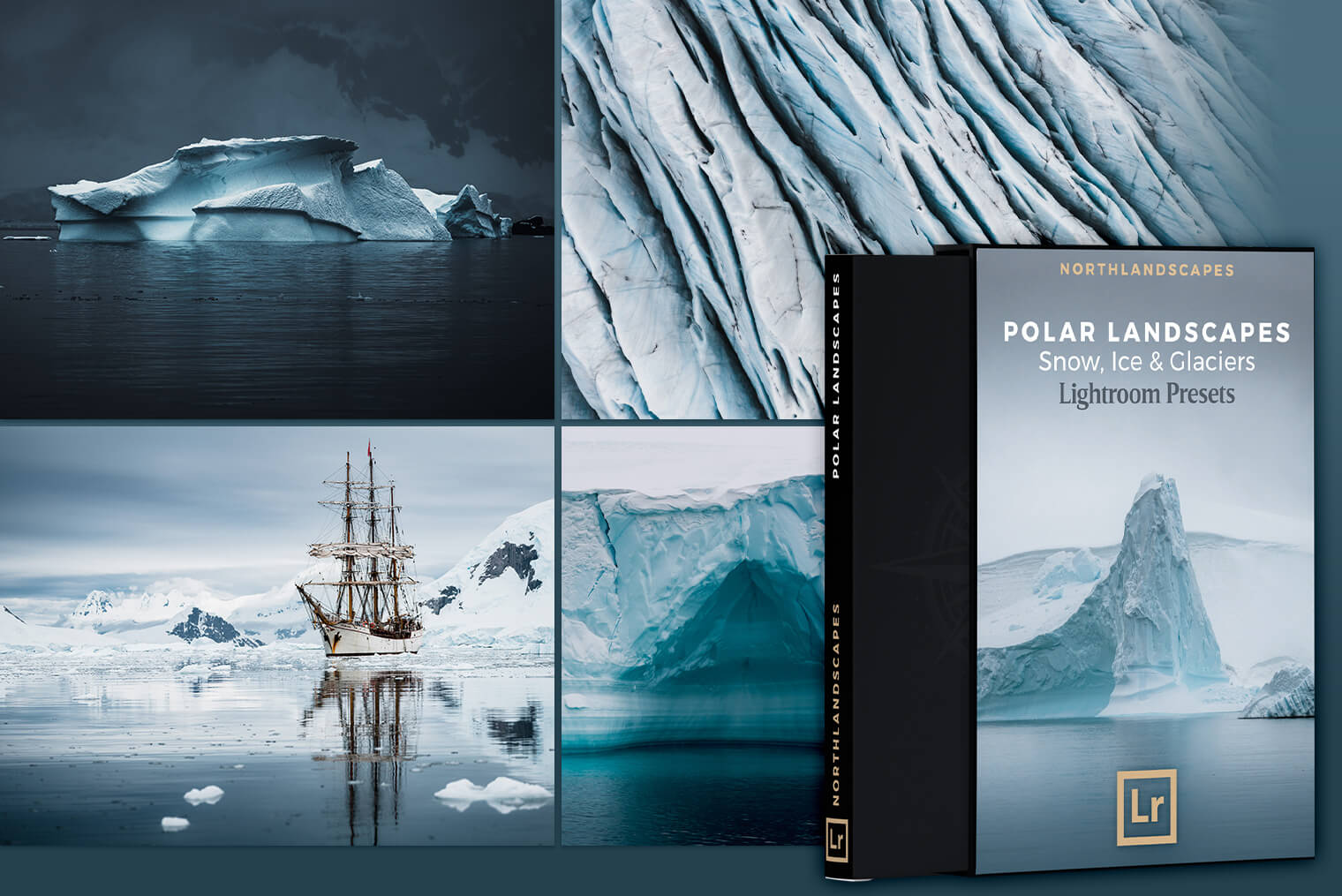 Polar Landscapes Lightroom Presets