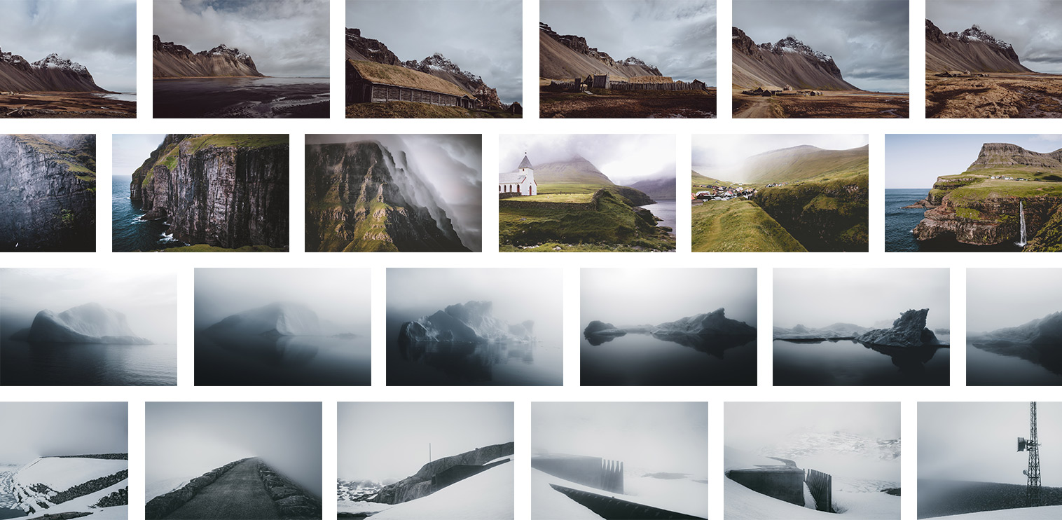 Northlandscapes - Images database of Nordic landscapes