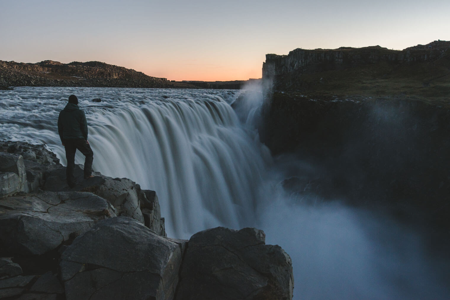 Photo Tour in Iceland - Dettifoss Waterfall