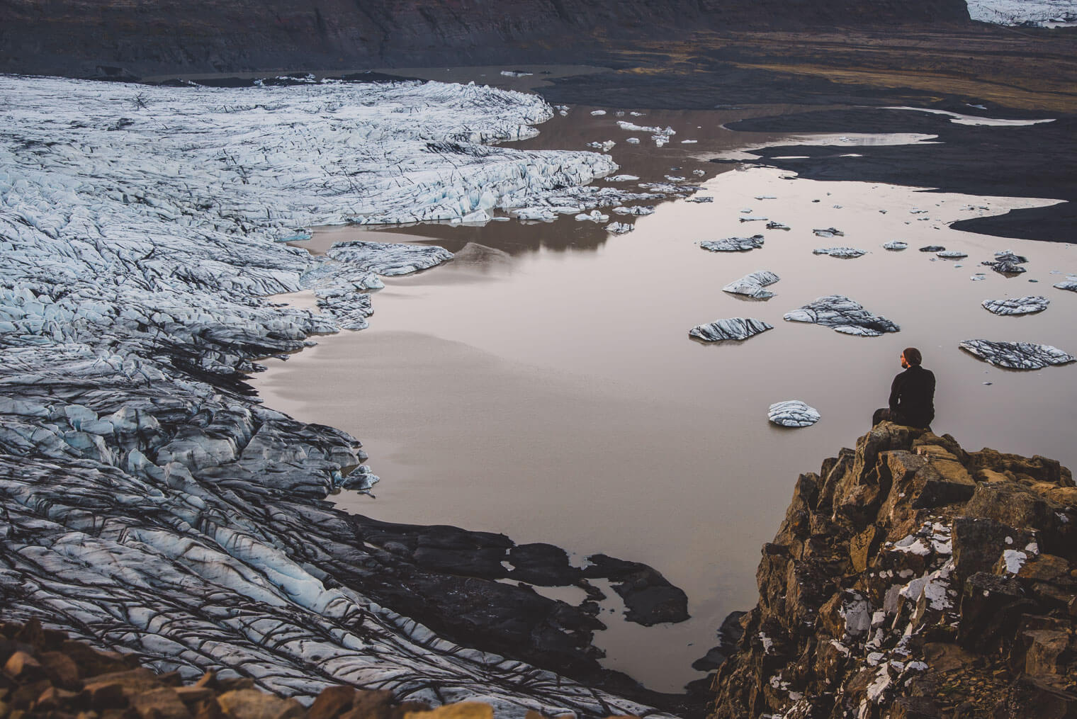 Iceland Photo Tour in Summer - Skaftafell National Park