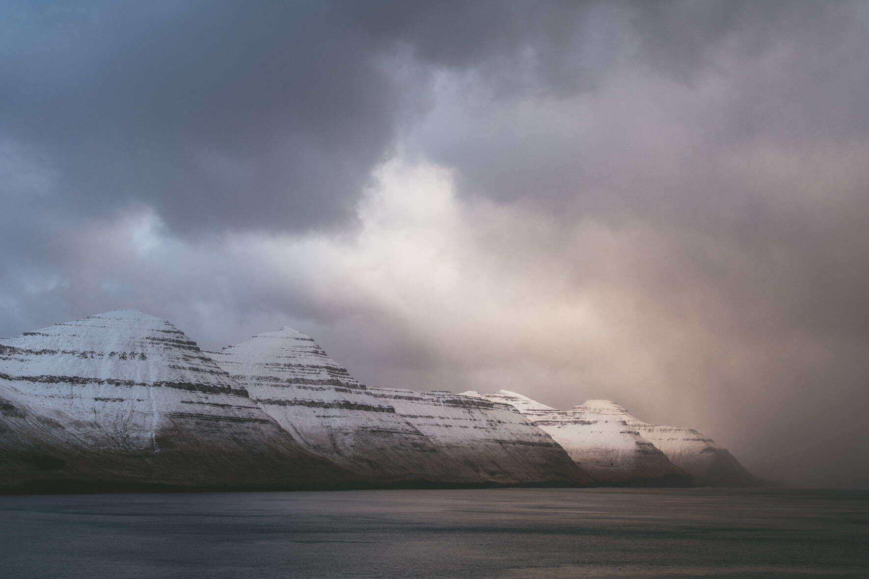 Atmospheric landscape photography of the North by Jan Erik Waider