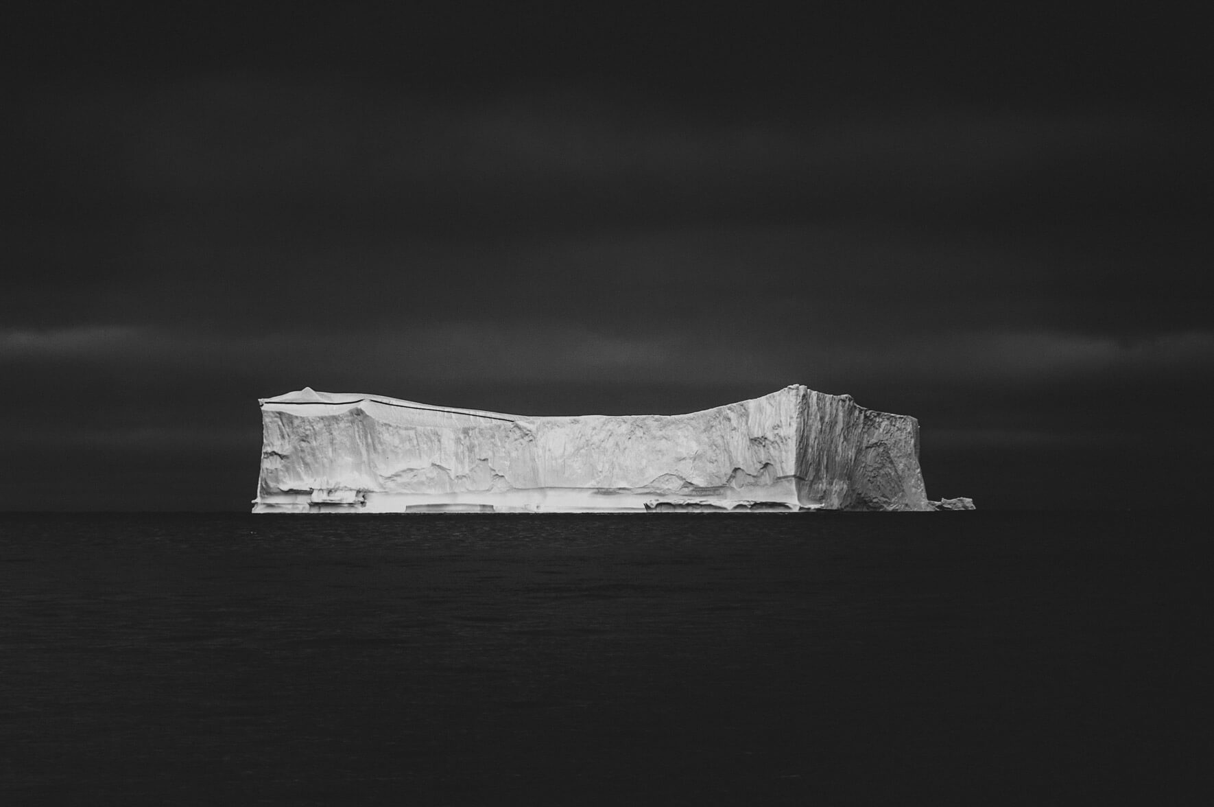 Black and white landscape photography by Northlandscapes - Jan Erik Waider